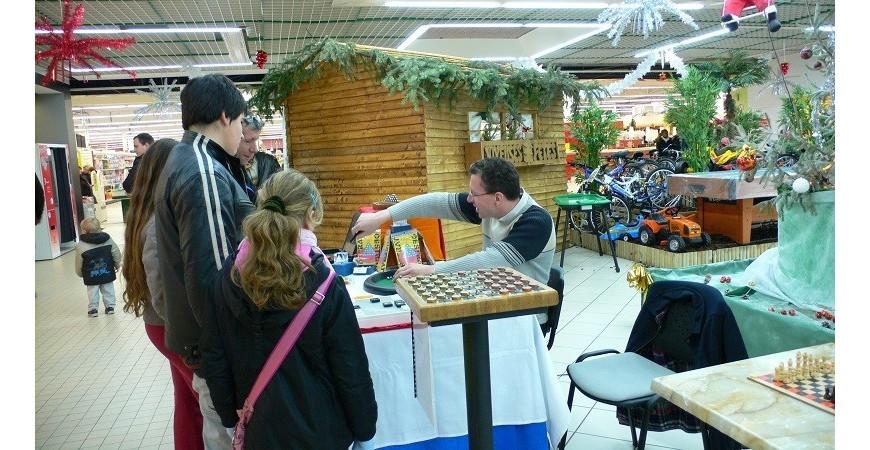 Marché de Noel décembre 2006